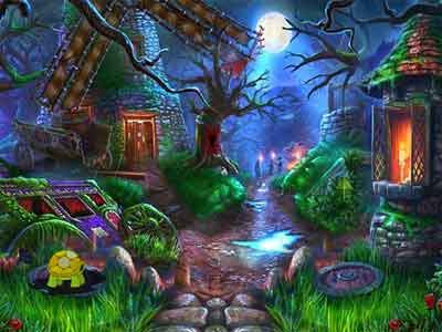 Fantasy Forest Villa Escape Juego