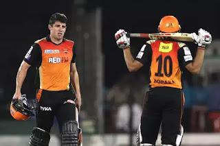 Moises Henriques 74* - SRH vs DD 45th Match IPL 2015 Highlights