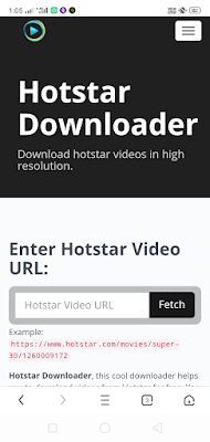A complete guide How to download videos from Hotstar in 2020