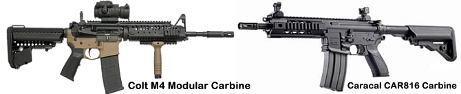 Indian Army Attempts, Once Again, To Acquire Crucial Close Quarter Battle Carbines