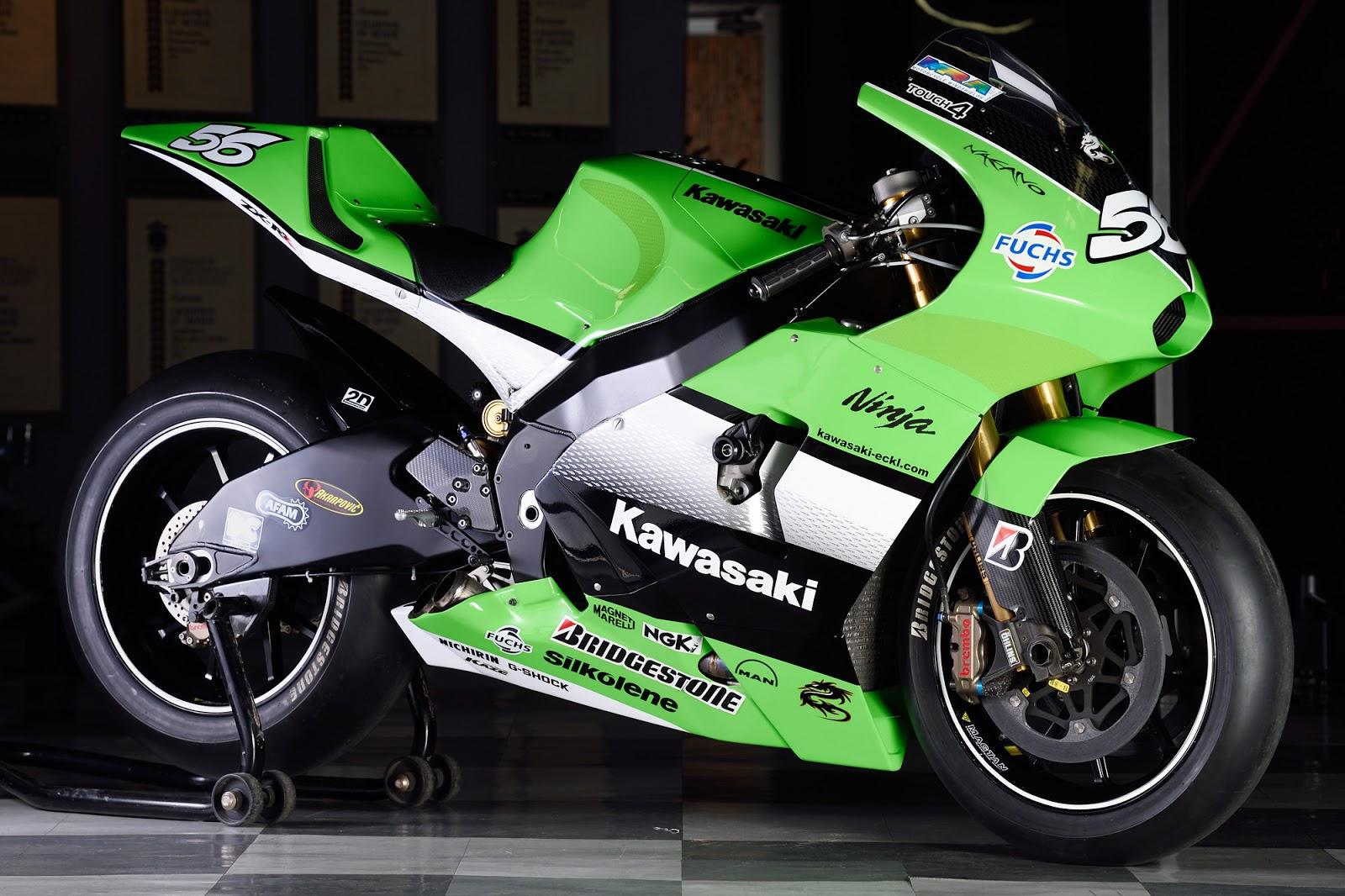 Racing Cafe Kawasaki Zx Rr Motogp 2005