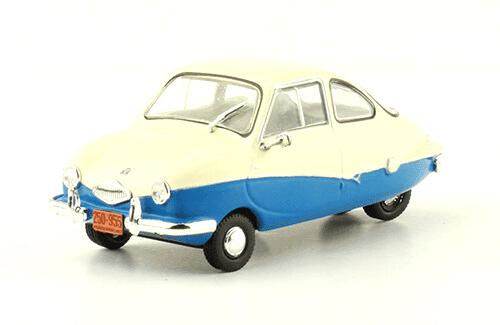 Bambi Microcoupe 1962 autos inolvidables argentinos salvat