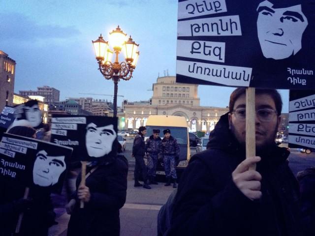 Dos sospechosos liberados del caso Hrant Dink