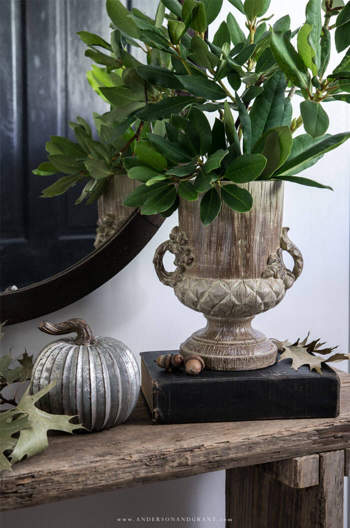 Tips for adding a warm, curated feel to your fall home.
