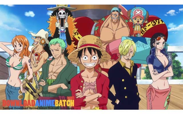 Download One Piece Arc Return To Sabaody Subtitle Indonesia