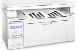 Print, Copy, Scan, and Fax all you can do on the printer is a low-cost function HP LaserJet Pro MFP M130fw