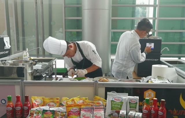 Culinary Innovation, PT Sasa Participation for Food and Hotel International 2019