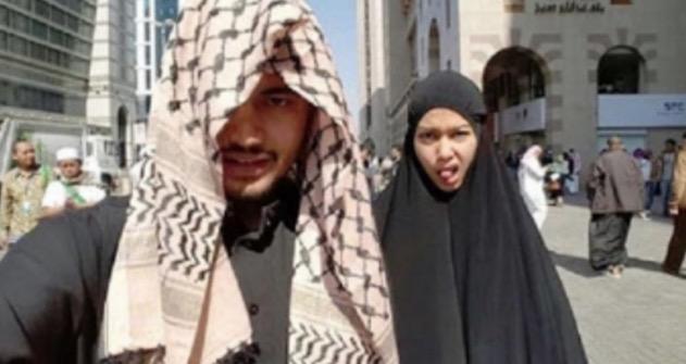 Isu Aksi Nakal Sharifah Sakinah di Mekah