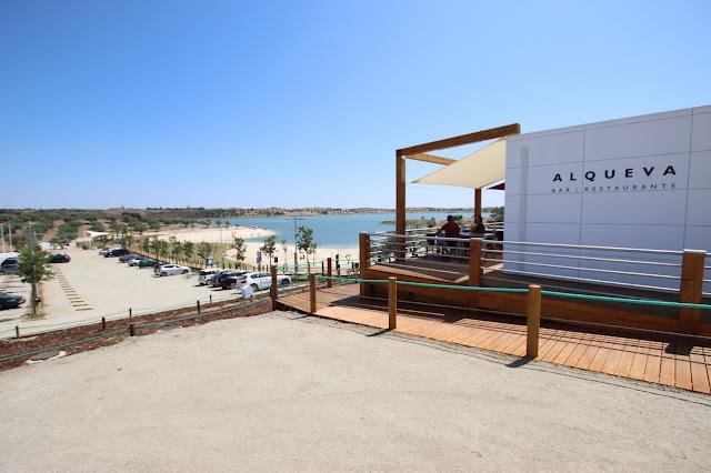 Bar da Praia Fluvial de Alqueva