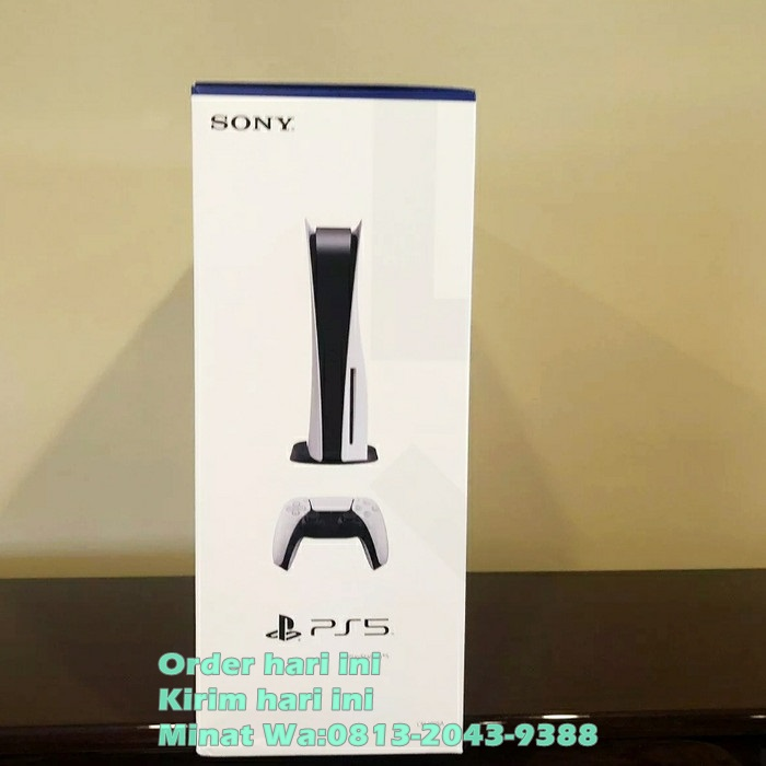 JUAL PLAYSTATION 5 BLACK MARKET MURAH DAN ORIGINAL