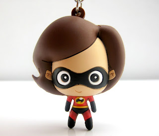 disney figural keyring mrs incredibles
