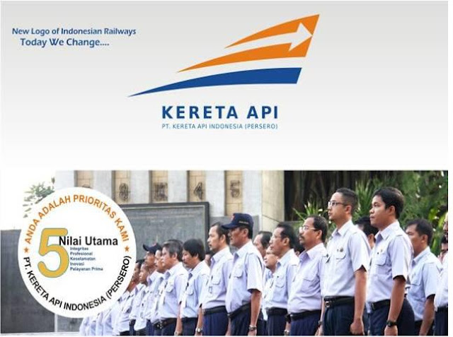 Rekrutmen Karyawan Tingkat SLTA dan S1 PT Kereta Api Indonesia Persero) Bersumber Dari Program Perekrutan Bersama BUMN Tahun 2019