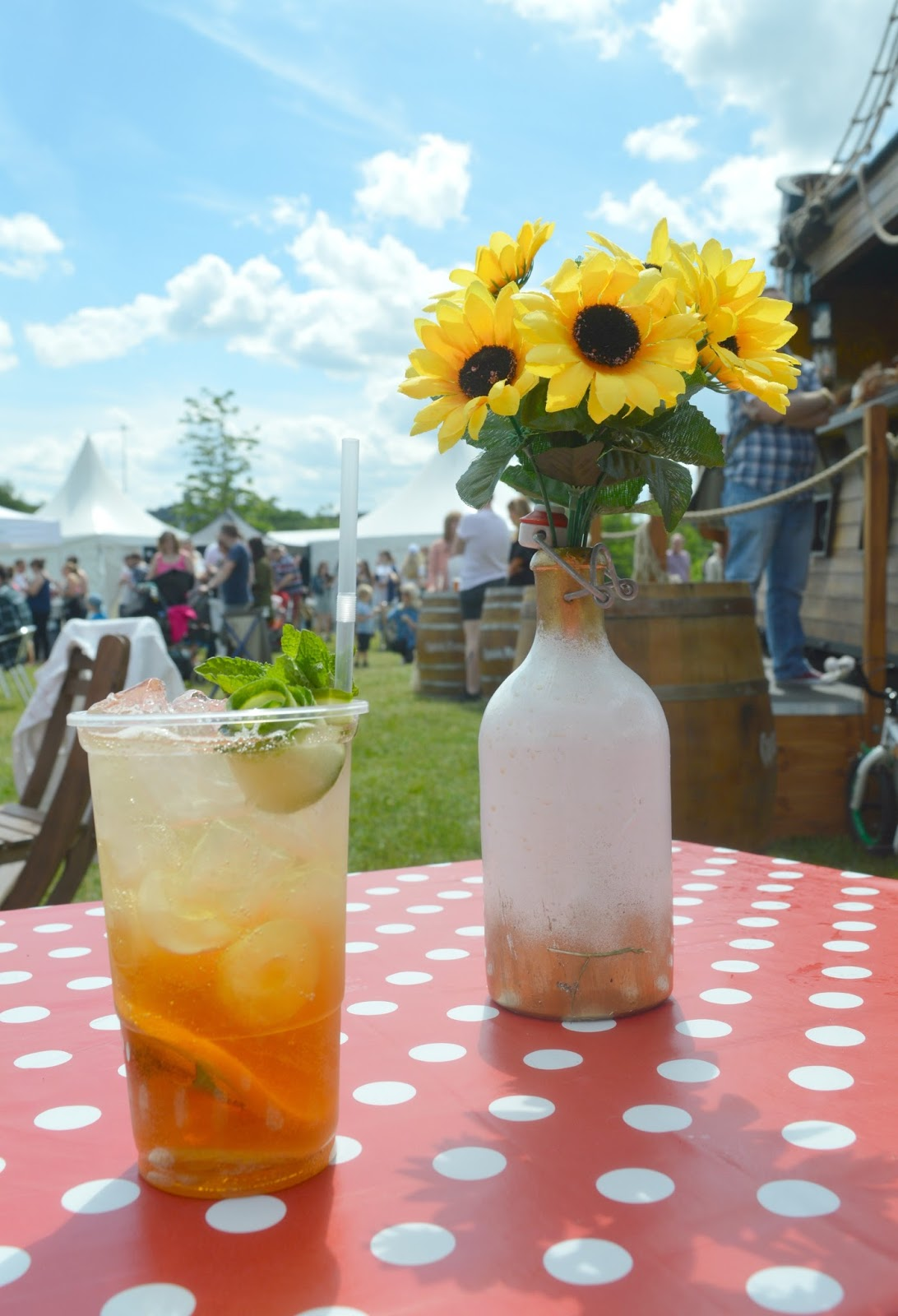 The Foodies Festival - Pimms