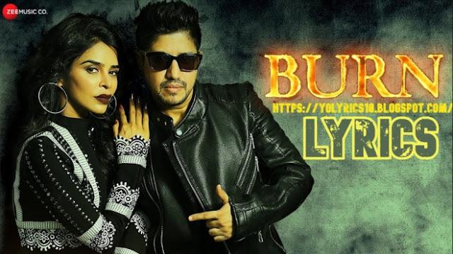 Burn Song Lyrics - Harry Anand feat. | YoLyrics
