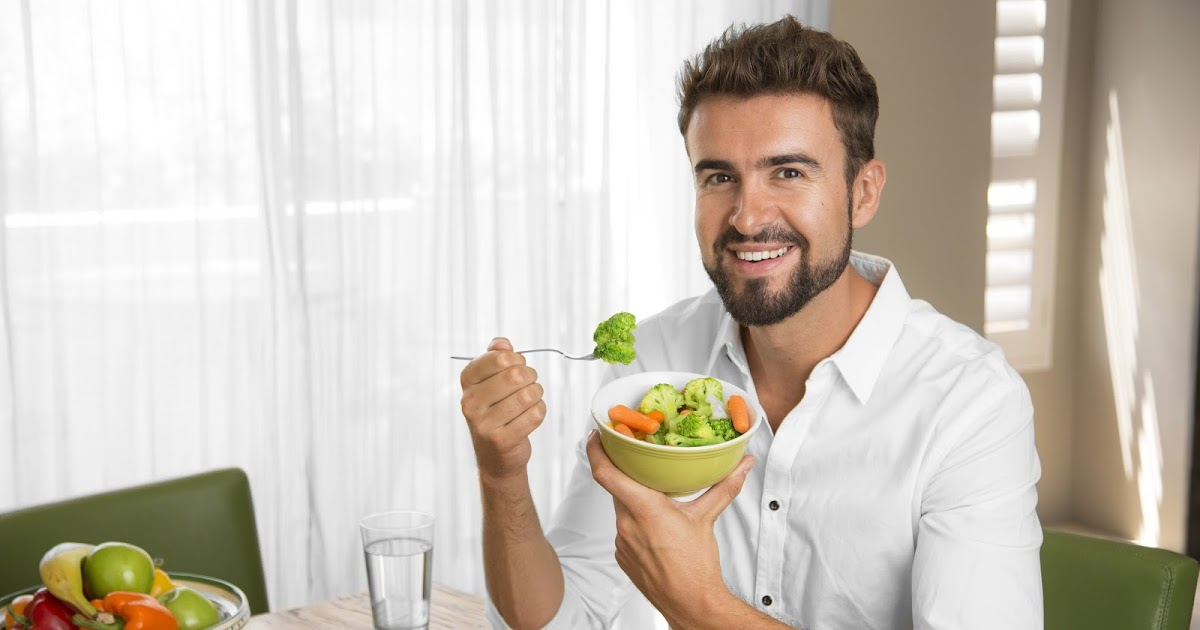 Essential Steps for Men's Balanced Nutrition