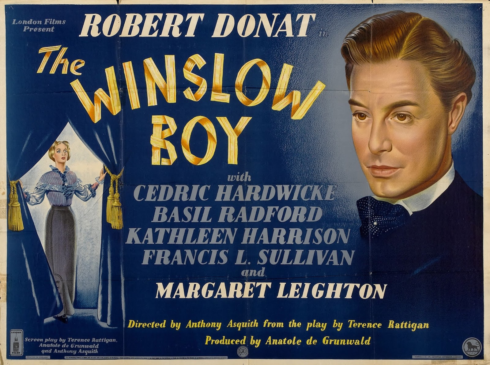 the winslow boy essay The winslow boy 1999 - duration: 4:54 a zz 29,648 views 4:54 50+ videos play all play now mix - the winslow boy : conclusion youtube best .