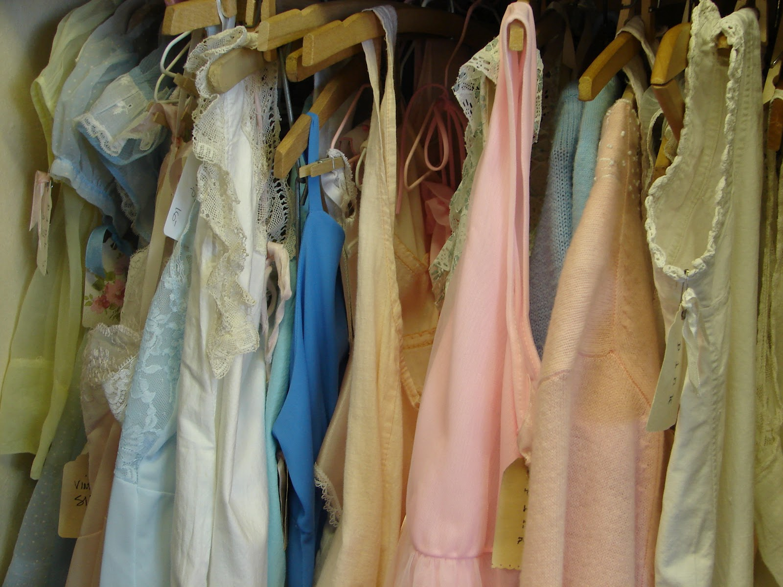 Monticello Antique Marketplace: Vintage Clothing...