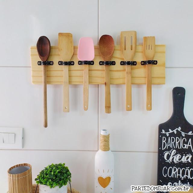 decoração cozinha simples e barata