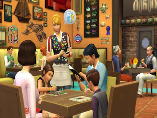 The Sims 4 Dine Out PC Game Free Download