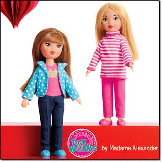 Avon Madame Alexander Dolls