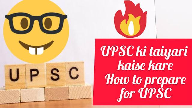 UPSC crack preparation