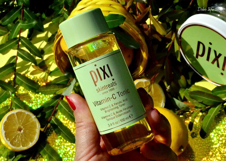Pixi Vitamin-C Tonic Tonik rozjaśniający recenzja