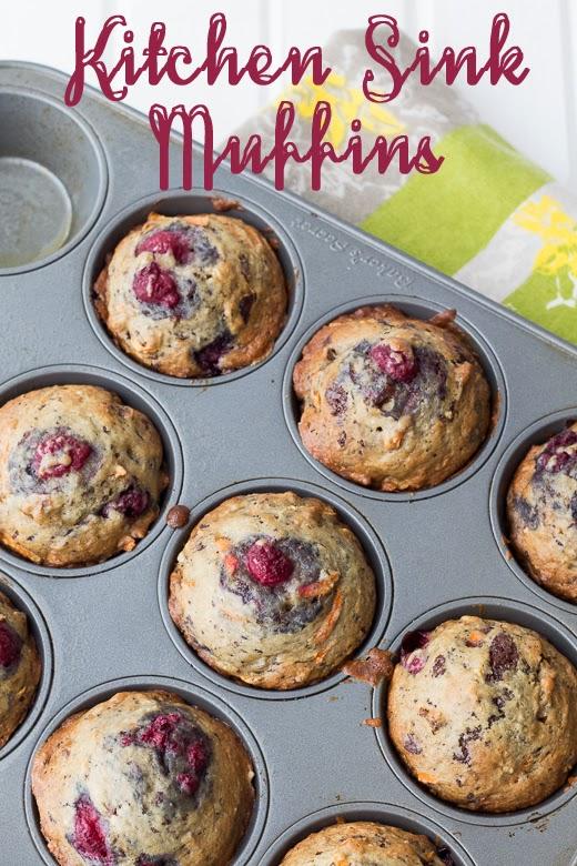 Kitchen Sind Muffins Recipe