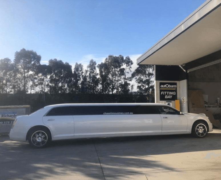 limousine service in Newcastle