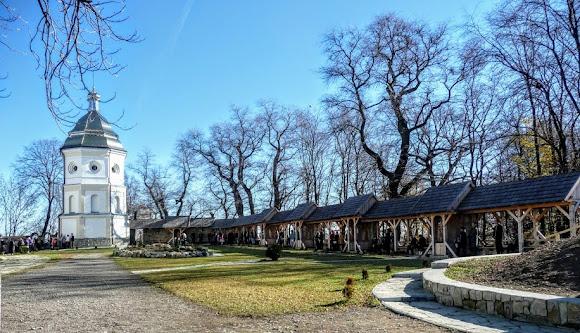 Гошевский Свято-Переображенский монастырь