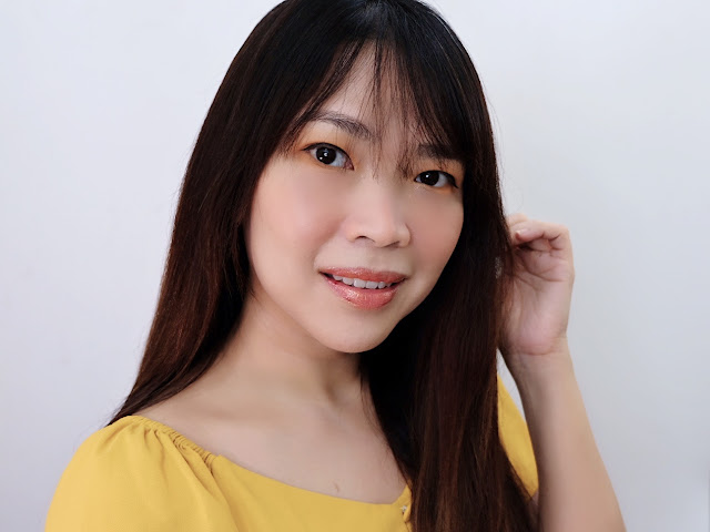A photo of BTS' BUTTER Inspired Makeup Look by Nikki Tiu of askmewhats.com