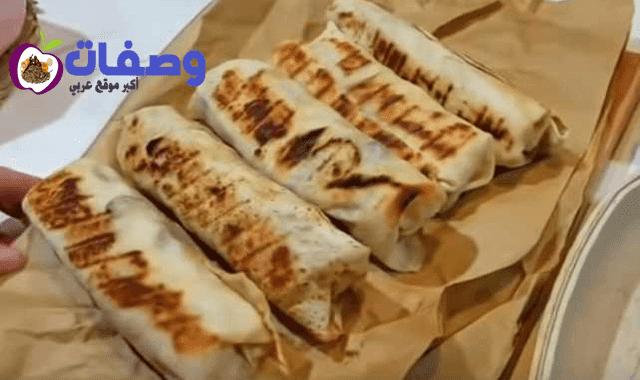 سندوتشات البطاطس السوري فاطمه ابو حاتي