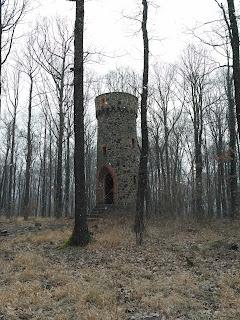 Park Krajobrazowy Chełmy - wieże widokowe