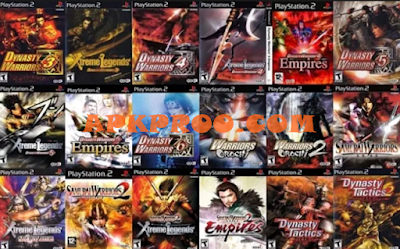 Download Game PS2 ISO PCSX2 For Android