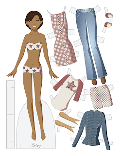 paperdoll school fashion friday betsy fourth of july vintage patriotic americana paper doll