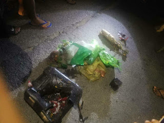 Troops recover Improvised Bombs in Maguindanao 1