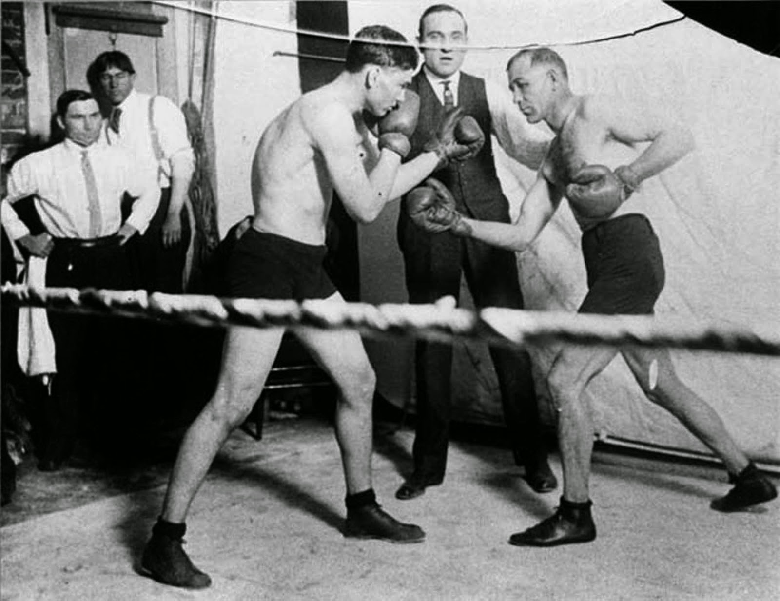 Erin's Escape: Boxing in the 1920's