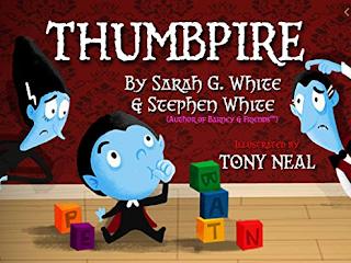 Thumbpire de Sarah y Stephen Whree app cuento infantil