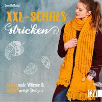 XXL Schals stricken von Ines Kollwitz