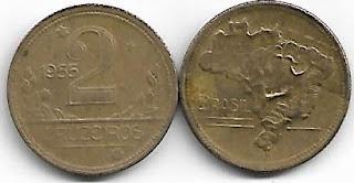 2 Cruzeiros, 1955