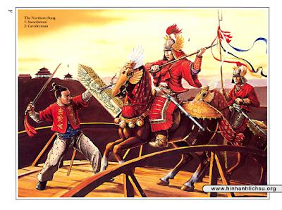 Hình ảnh binh lính Trung Hoa từ năm 1500 TCN đến năm 1949