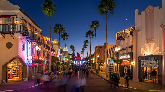 Parque Disney´s Hollywood Studios en Orlando