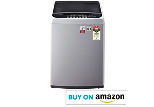 LG T65SNSF1Z 6.5Kg Fully Automatic Top-Loading Washing Machine