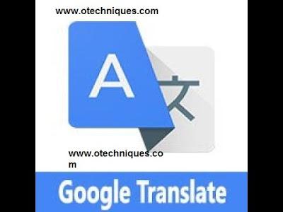 ترجمة جوجل Google Translate تدعم اللغة العربية في وضع الكاميرا