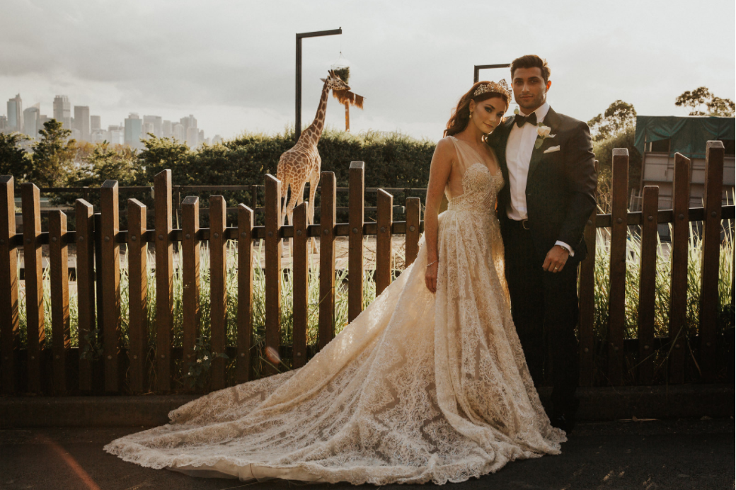 STYLED: LUXE WEDDING STYLIND IDEAS   TARONGA ZOO SYDNEY NSW