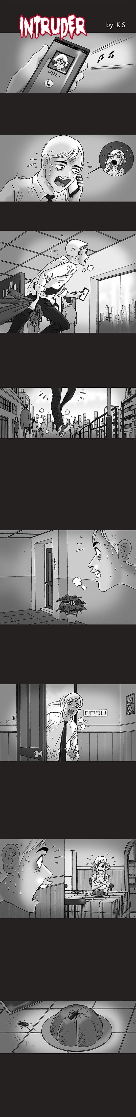Silent Horror chap 157: Kẻ gây phiền phức