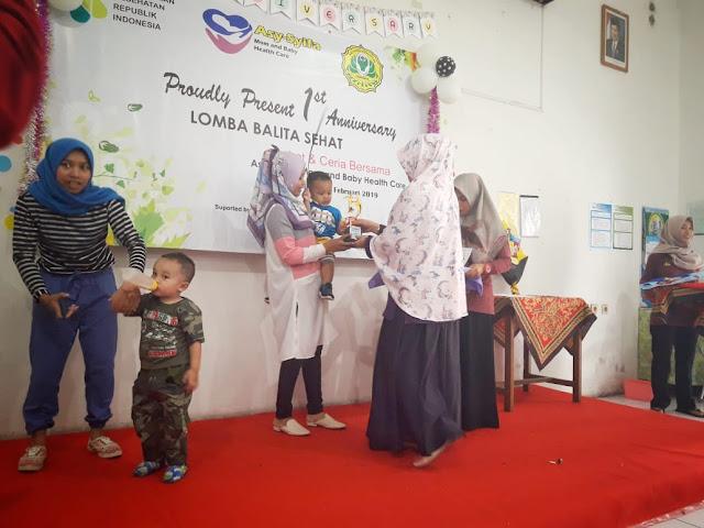 Balita Prajurit Yonarmed 11 Kostrad Raih Juara Baby Dancing Se-Kota Magelang