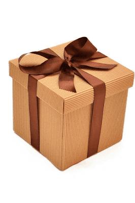 Podrás guardar tus joyas en estas lindas cajas.
