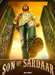 Download Son Of Sardar Watch Online (2012) DvdRip Watch Online