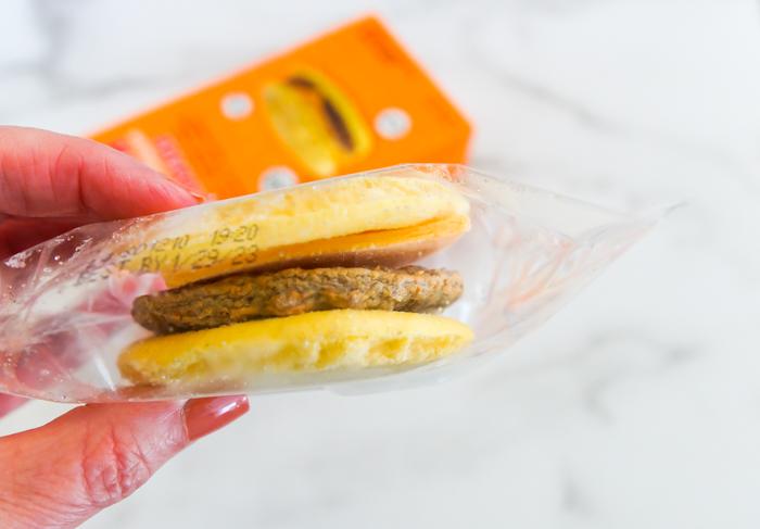 Trader Joe's Eggwich Breadless Breakfast Sandwich Review