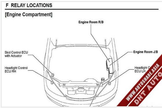 Lexus Es300 2002 Wiring Diagram